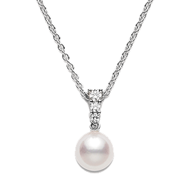 Mikimoto Necklaces